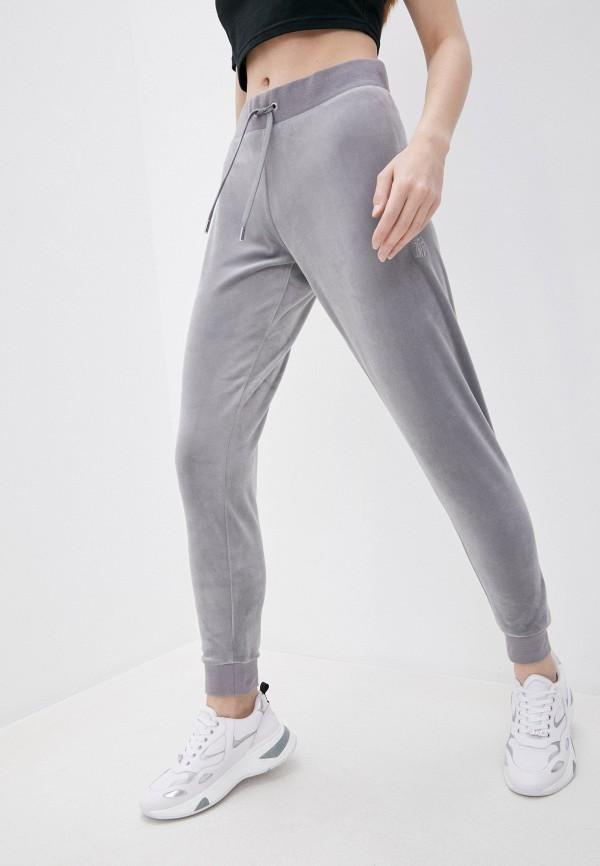 женские спортивные брюки juicy couture, серые