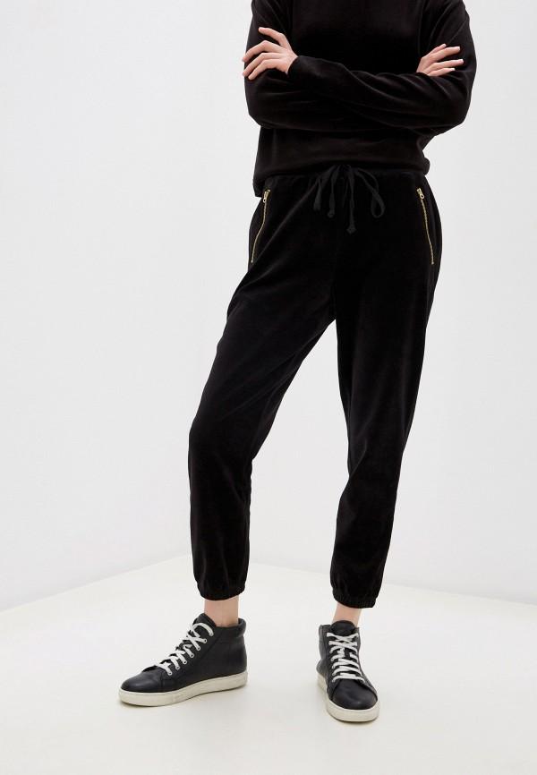 женские брюки juicy couture, черные