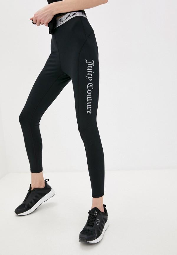 женские леггинсы juicy couture, черные