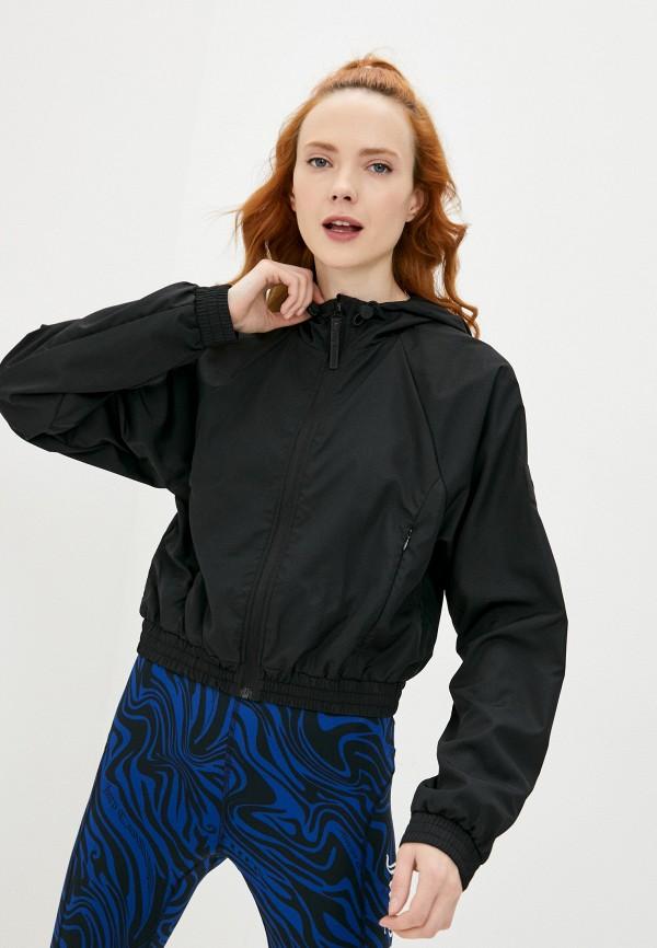 женская ветровка juicy couture, черная