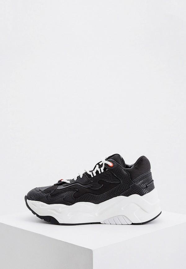 мужские кроссовки just cavalli, черные