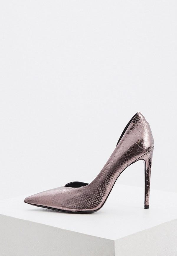 женские туфли just cavalli, коричневые