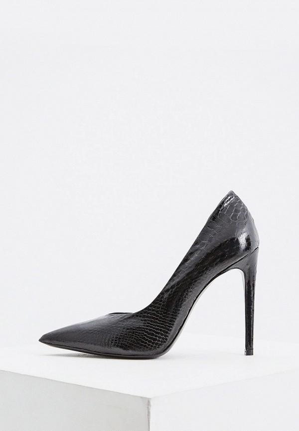 женские туфли just cavalli, черные