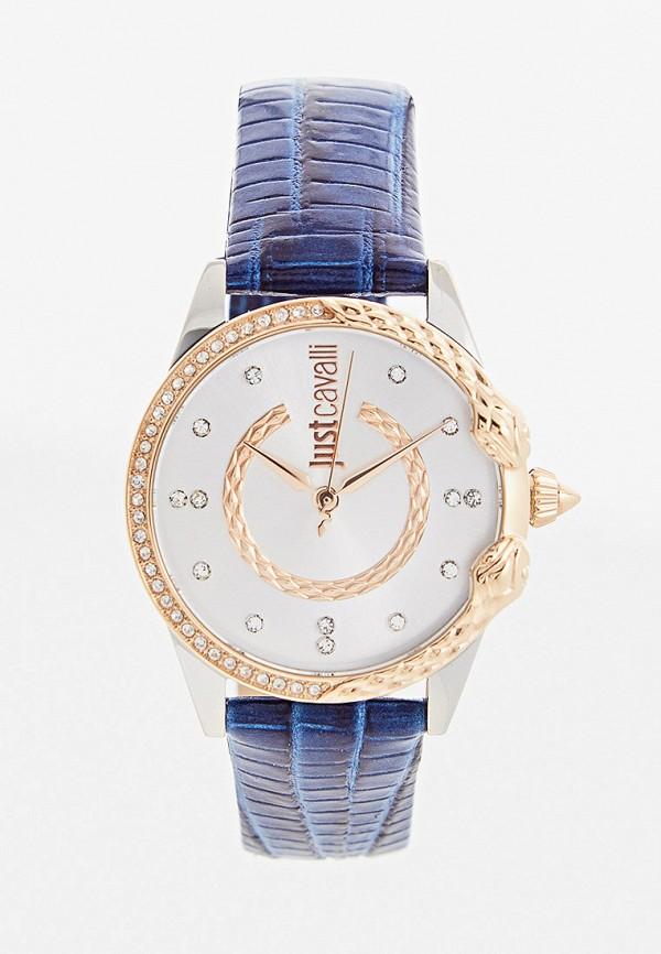 женские часы just cavalli, синие