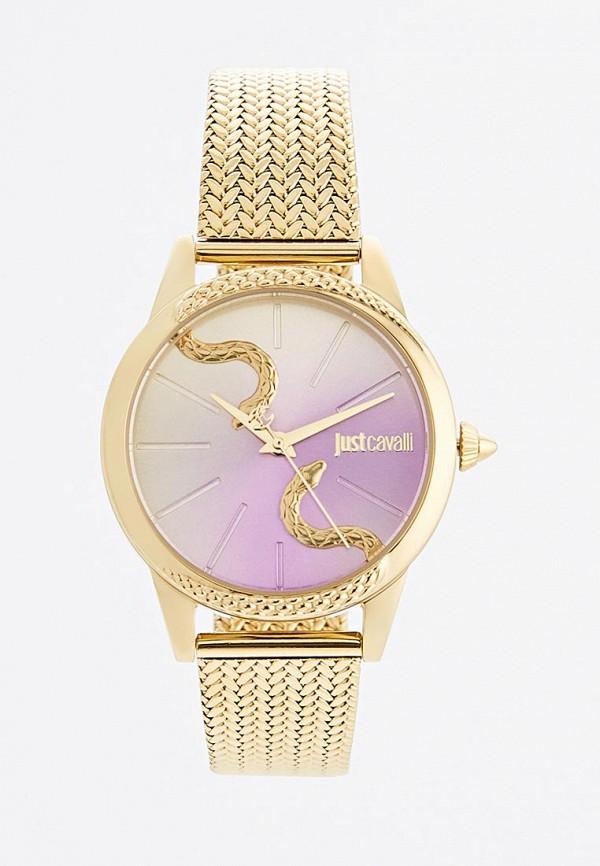 Часы Just Cavalli Just Cavalli JU662DWZLK37 часы just cavalli just cavalli ju662dwzlk36