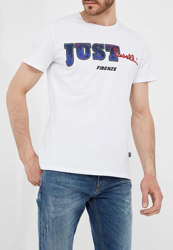 Футболка Just Cavalli Just Cavalli JU662EMAETX9 футболка just cavalli just cavalli ju662ewbpuo7