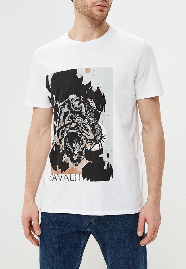 Футболка Just Cavalli Just Cavalli JU662EMDMOK9 футболка just cavalli just cavalli ju662embtlg2