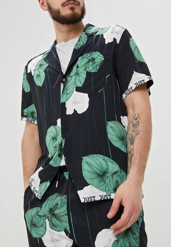 Рубашка Just Cavalli Just Cavalli JU662EMDMON2 just cavalli beachwear бикини