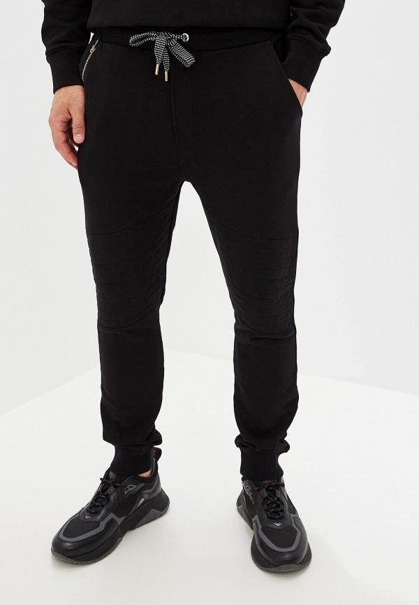 мужские спортивные спортивные брюки just cavalli, черные