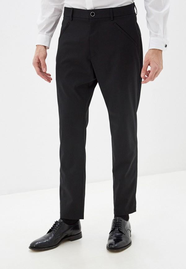 мужские повседневные брюки just cavalli, черные