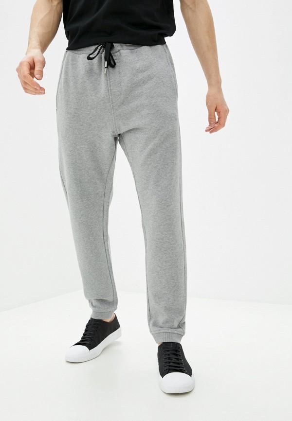 мужские спортивные брюки just cavalli, серые