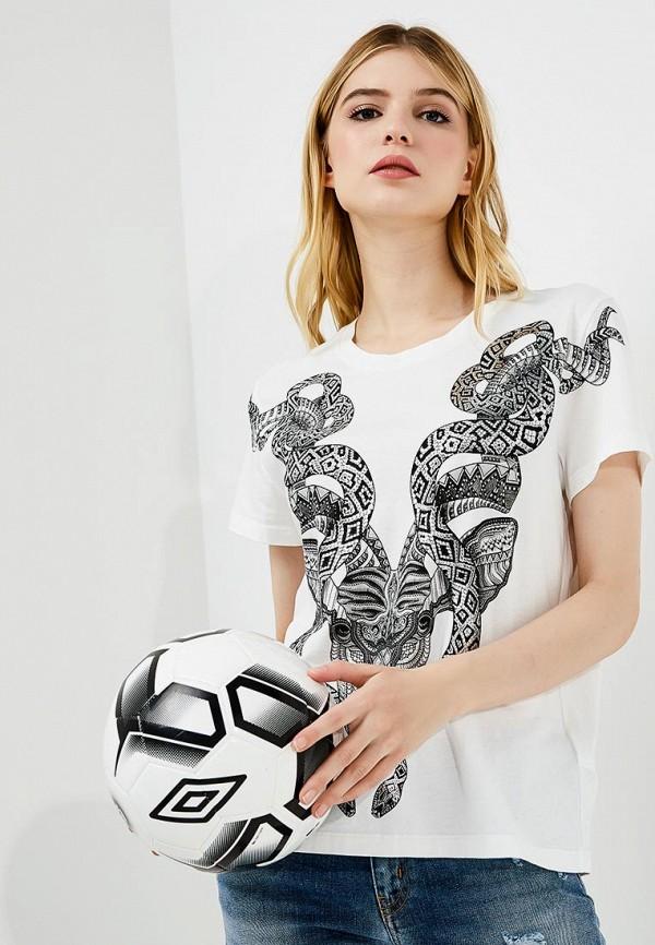 Купить Футболка Just Cavalli, JU662EWBPUO6, белый, Осень-зима 2018/2019
