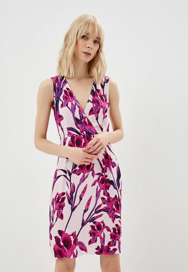 женское повседневные платье just cavalli, фиолетовое