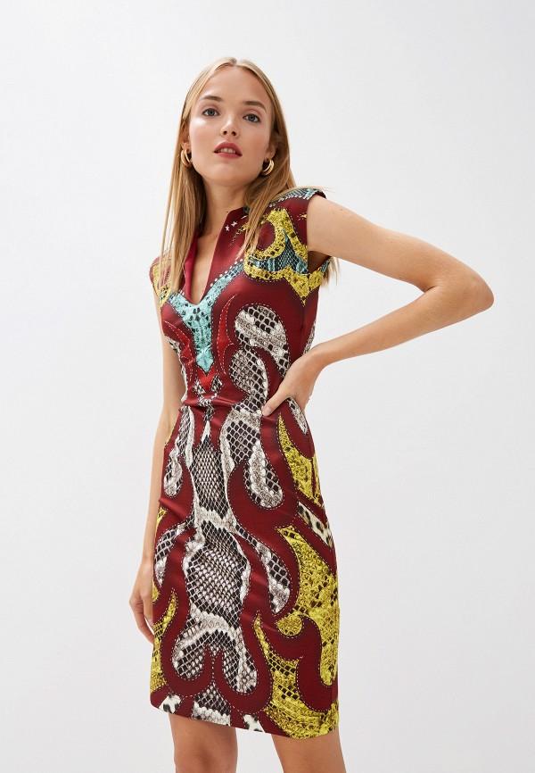 Платье Just Cavalli Just Cavalli JU662EWFVQD3