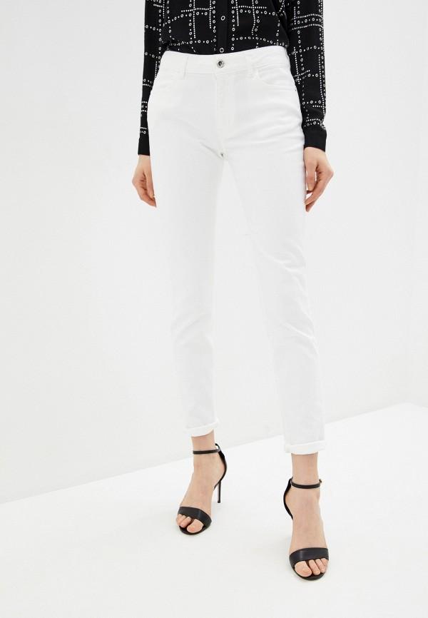 женские джинсы just cavalli, белые