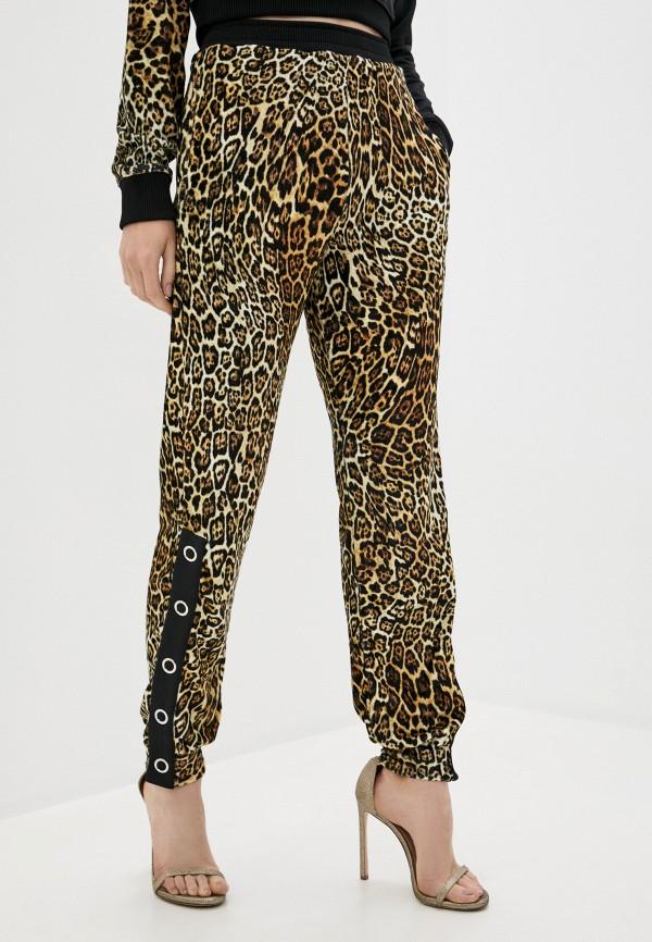 женские спортивные брюки just cavalli, разноцветные