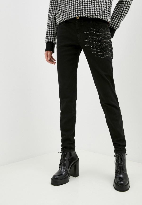 женские джинсы just cavalli, черные