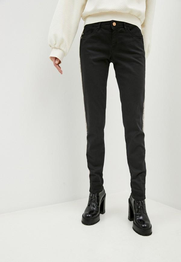 женские джинсы just cavalli, серые