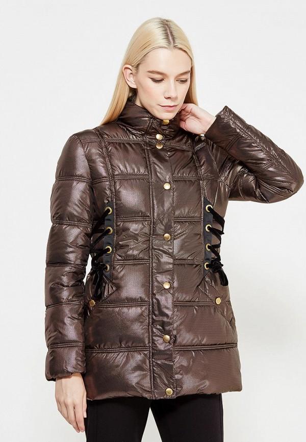 Куртка утепленная Just Cavalli Just Cavalli JU662EWUWO27 часы just cavalli r7251532504