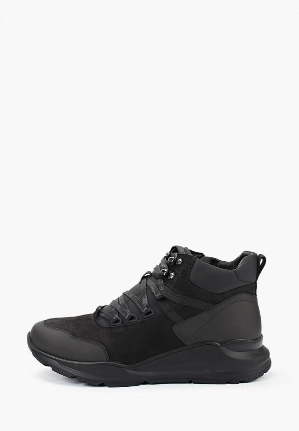 мужские высокие кроссовки just couture, черные