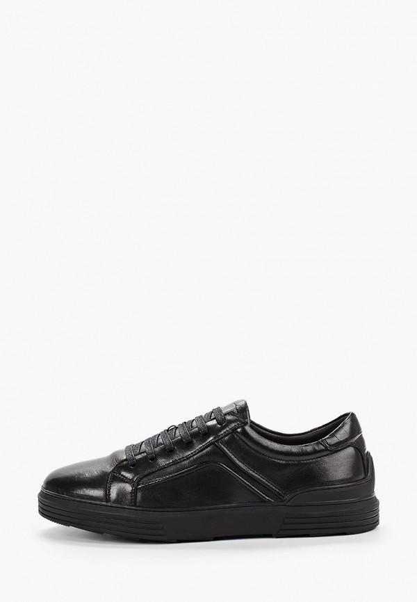 мужские высокие кеды just couture, черные