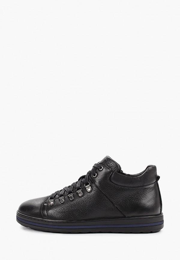 мужские низкие ботинки just couture, черные