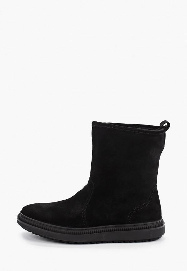 мужские сапоги just couture, черные