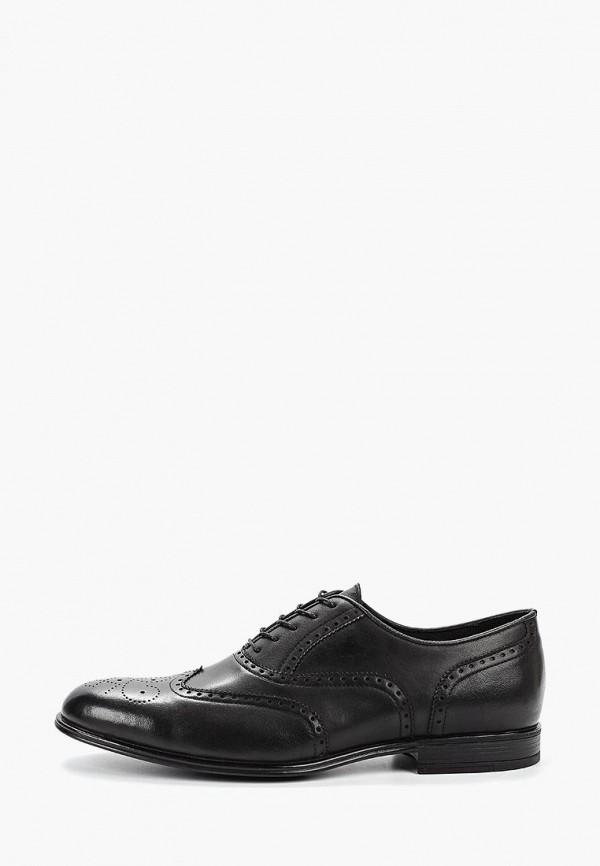 мужские туфли just couture, черные