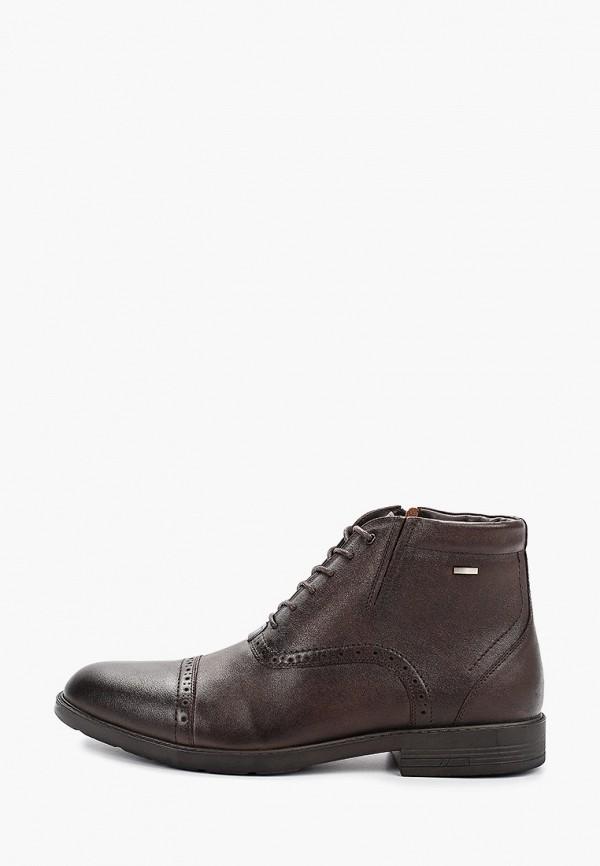 мужские высокие ботинки just couture, коричневые