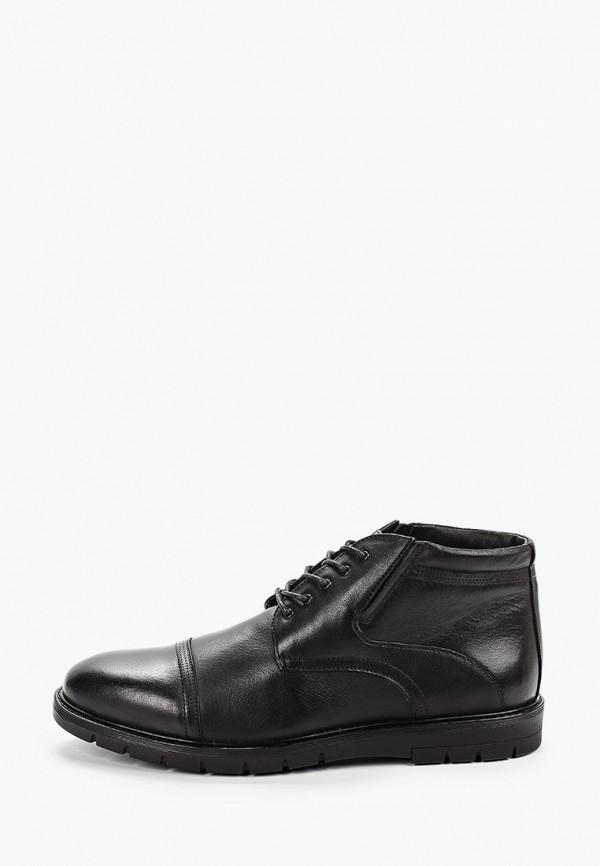 мужские высокие ботинки just couture, черные