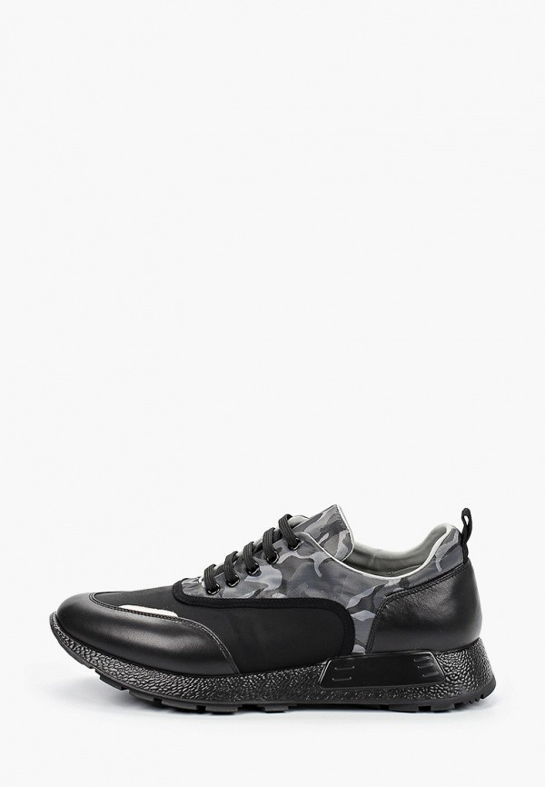 мужские кроссовки just couture, черные
