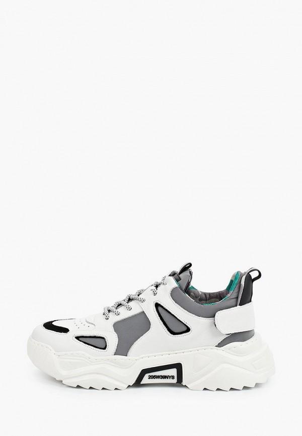 мужские кроссовки just couture, белые