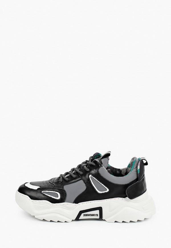 мужские низкие кроссовки just couture, черные