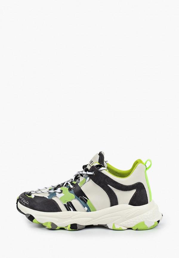 мужские низкие кроссовки just couture, разноцветные