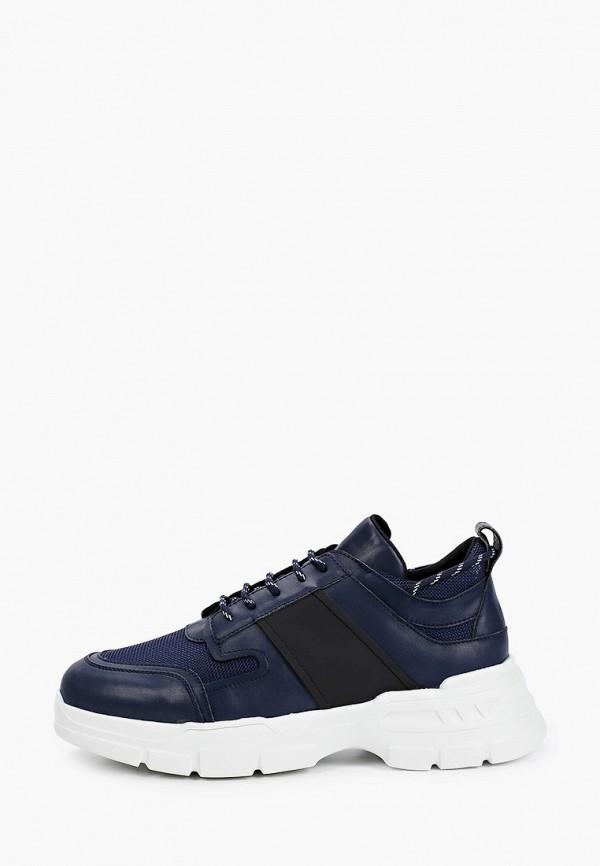 мужские низкие кроссовки just couture, синие