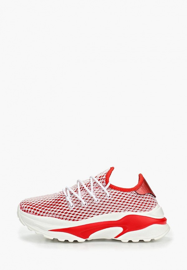 женские кроссовки just couture, красные