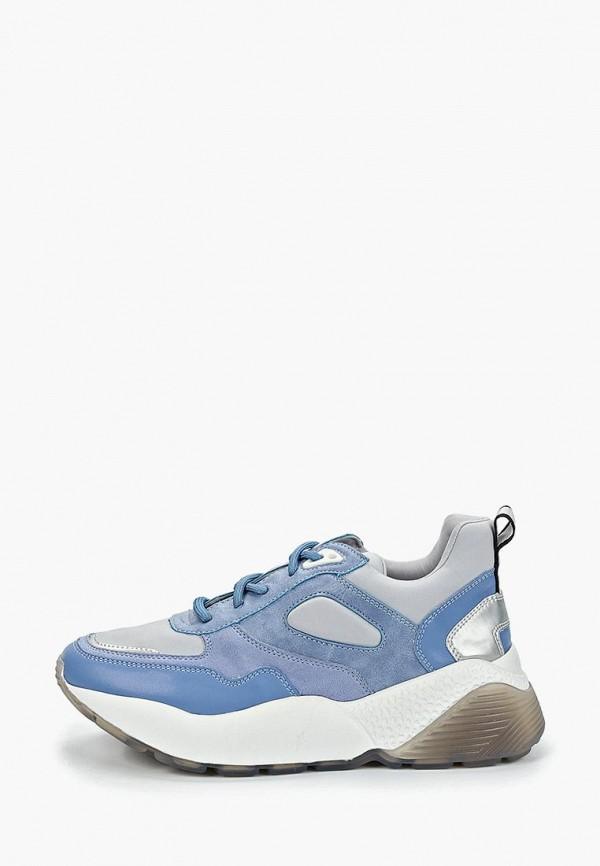 женские кроссовки just couture, синие