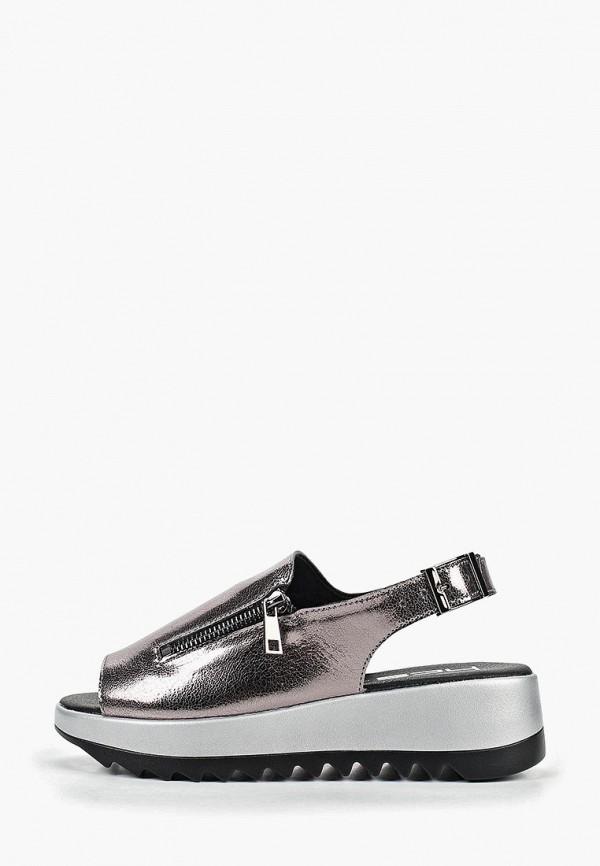 женские сандалии hcs, серебряные