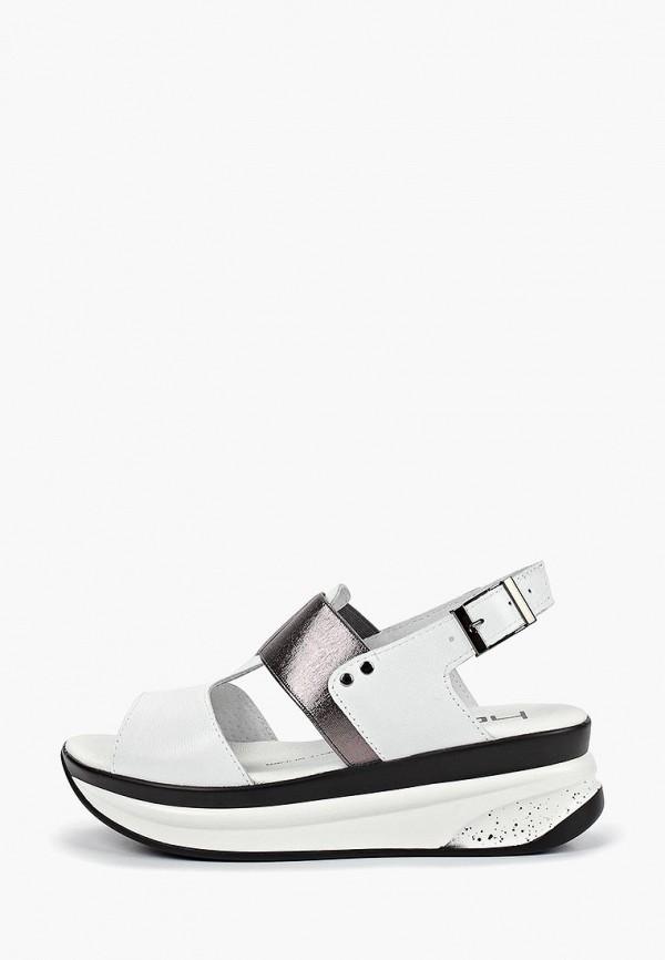 женские сандалии hcs, белые