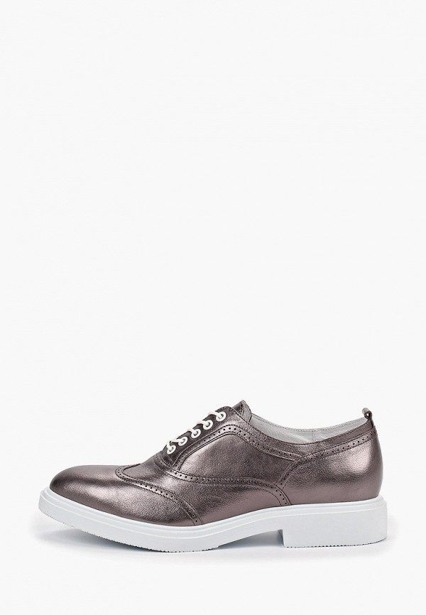 женские ботинки just couture, серые