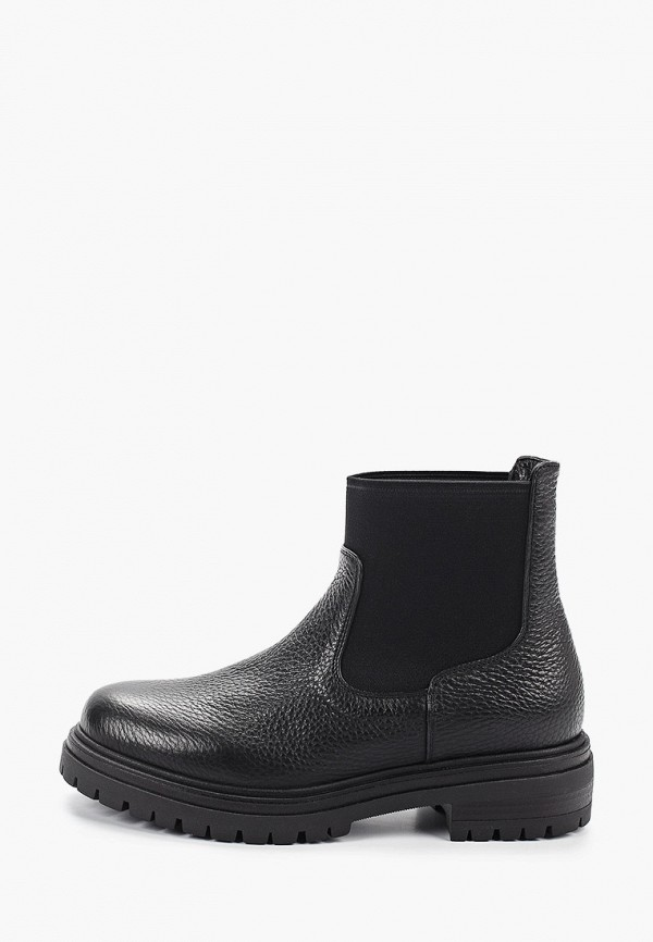 Фото - женские ботинки и полуботинки Just Couture черного цвета