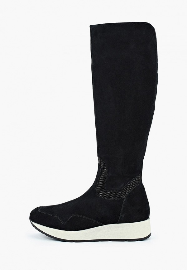 женские сапоги just couture, черные