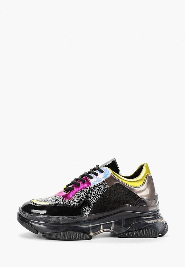 женские кроссовки just couture, разноцветные