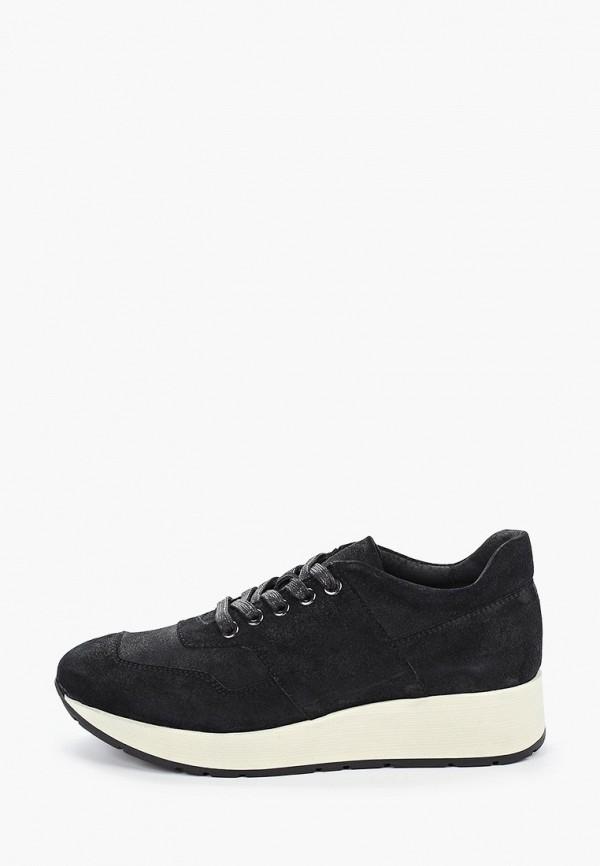 женские низкие кроссовки just couture, черные