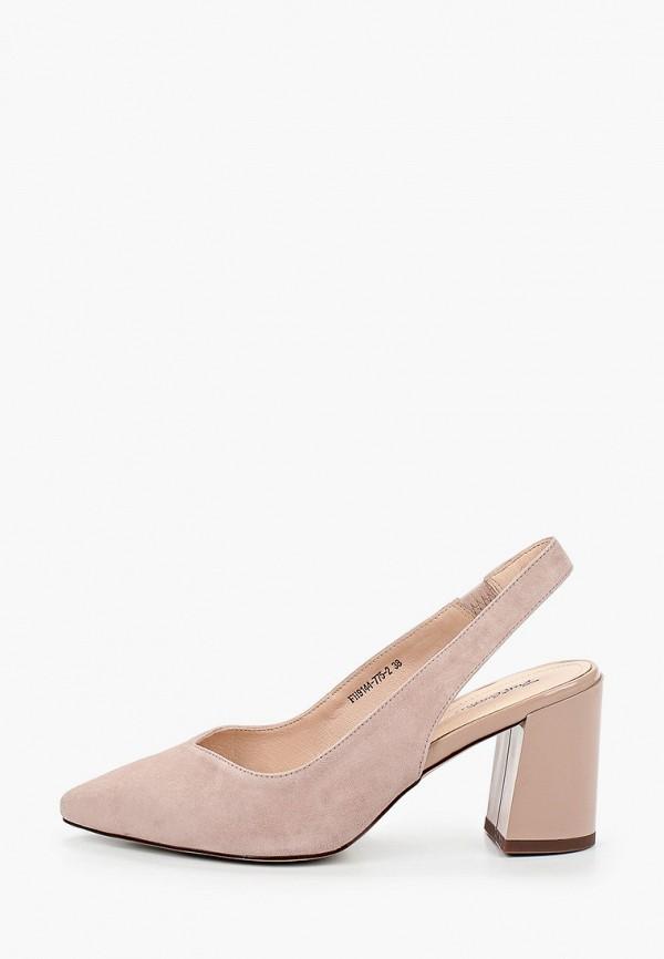 женские туфли just couture, розовые