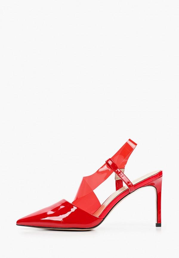 женские туфли just couture, красные