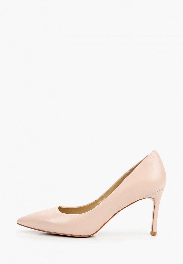 женские туфли-лодочки just couture, розовые