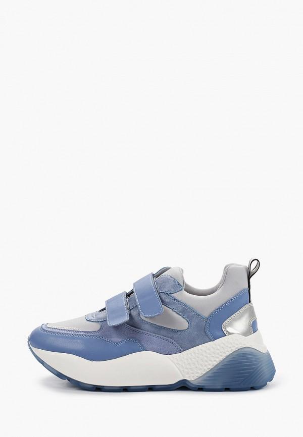 женские кроссовки just couture, голубые