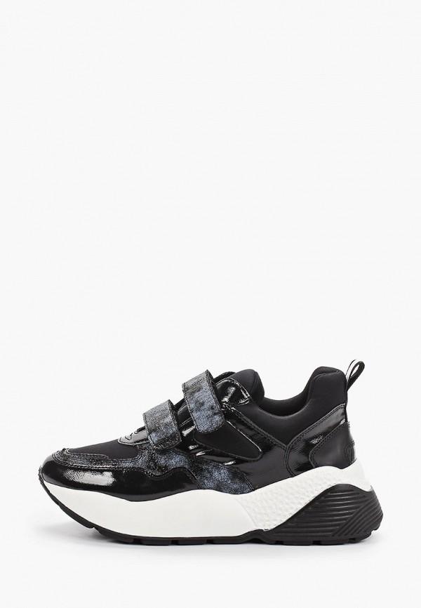 женские кроссовки just couture, черные