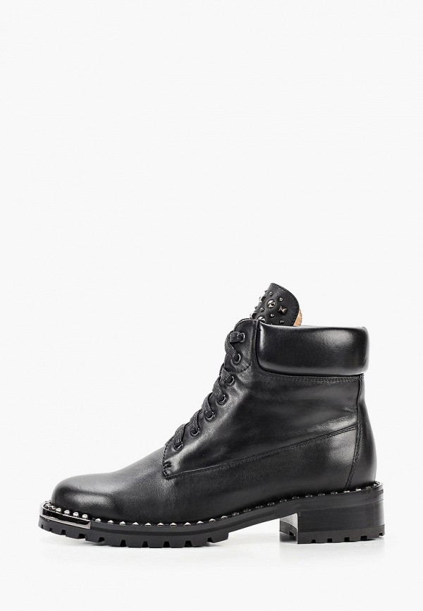 женские ботинки just couture, черные